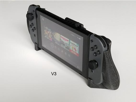 Suporte Conforto Nintendo Switch, Comfort Grip, Case