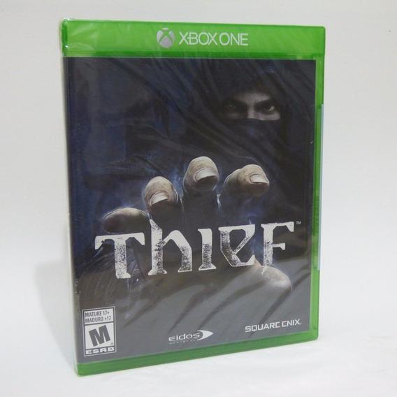 Jogo Thief Xbox One Original - Lacrado