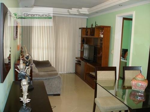 Imagem 1 de 15 de Apartamento Em Vila Moinho Velho  -  São Paulo - 7149