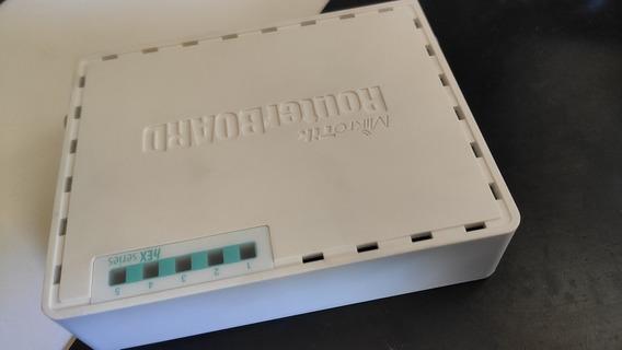 Mikrotik Rb750 R2 Lite
