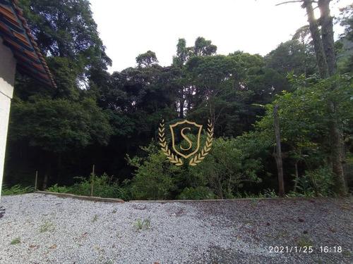 Casa Com 5 Dormitórios À Venda Por R$ 890.000,00 - Granja Guarani - Teresópolis/rj - Ca0555