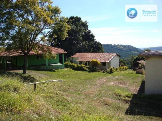 Fazenda À Venda, Sítio Rural, São Sebastião Do Paraíso. - Fa0052
