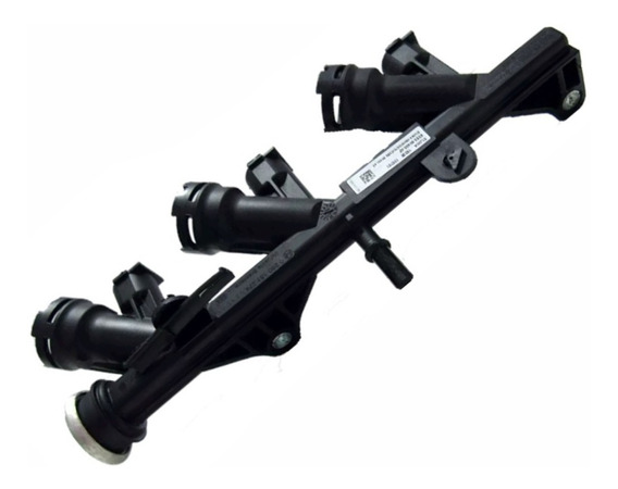 Flauta De Bico Injetor Ford Ka 1.0 3cc 2014 Até 2019