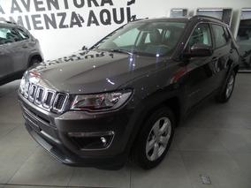 Jeep Compas Longitud Aut 2019