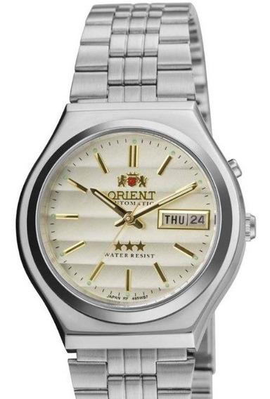 Relógio Orient Masculino Automatic 469wb7a B1sx==58