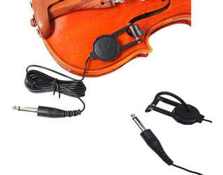 Micrófono De Contacto Violin Cherub Pastilla Envío Gratis