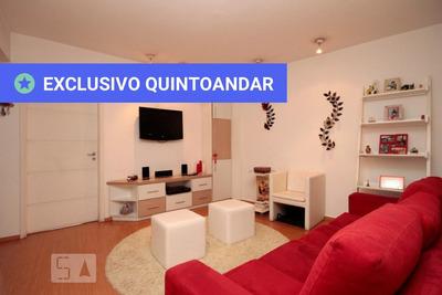 Apartamento No 9º Andar Mobiliado Com 1 Dormitório E 1 Garagem - Id: 892931027 - 231027