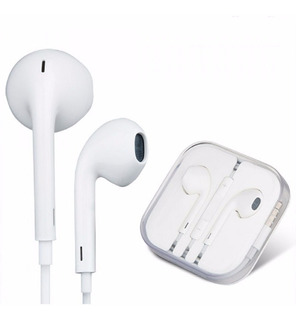 Audifonos Manos Libres 3.5mm Apple iPhone iPod Shuffle iPad