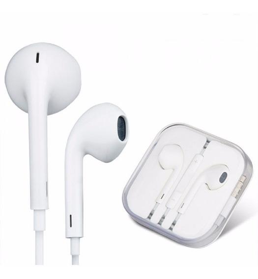 Audifonos Manos Libres 3.5mm Apple iPhone iPod Shuffle iPad