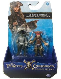 Piratas Del Caribe Figuras Surtidas 6035323
