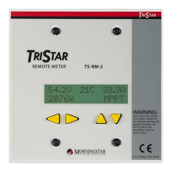 Display Remoto Regulador Solar Morningstar Ts-rm-2 - Cuotas