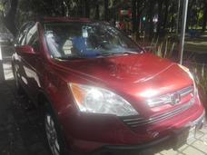 Honda Cr-v 2007 Exl Lujo Y Eficiencia