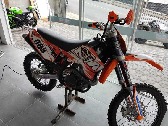 Moto Ktm Sxf 450cc 2007, Não Funcionando, Para Tirar Peças.
