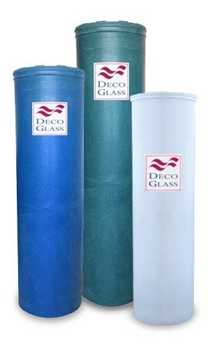 Tanque Cilindrico Agua Decoglass 460 Lts (flete Gratis)