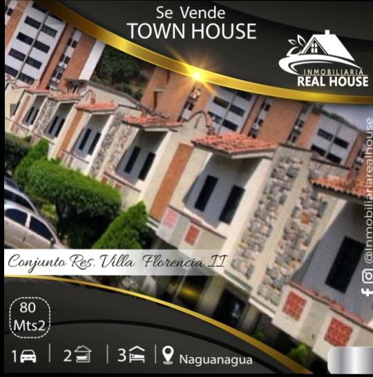 Nv 04145854508 Naguanagua,tazajal Townhouse En Venta