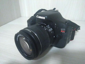 Canon T3i Com Lente 18-55mm Is