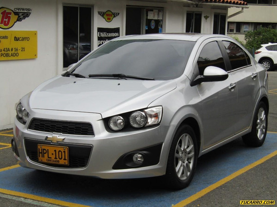Chevrolet Sonic Lt At 1600 Ct