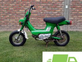 Honda Chaly Cf50e Año 1989 **muy Pocas En La Argentina**