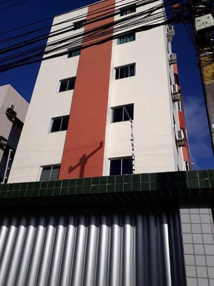 Kitnet Em Boa Viagem, Recife/pe De 84m² 1 Quartos Para Locação R$ 900,00/mes - Kn280350