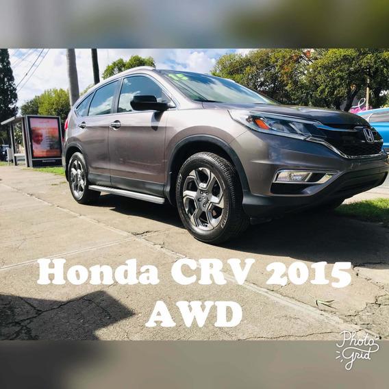 Honda Cr-v Awd Americano