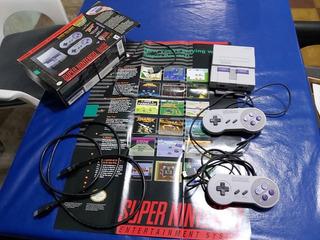 Super Nintendo Clasic Edition