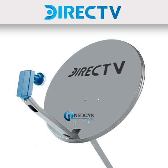 Antena Directv Para Decodificadores Prepago Y Postpago