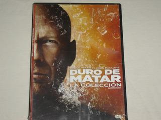 Duro De Matar Dvd Coleccion