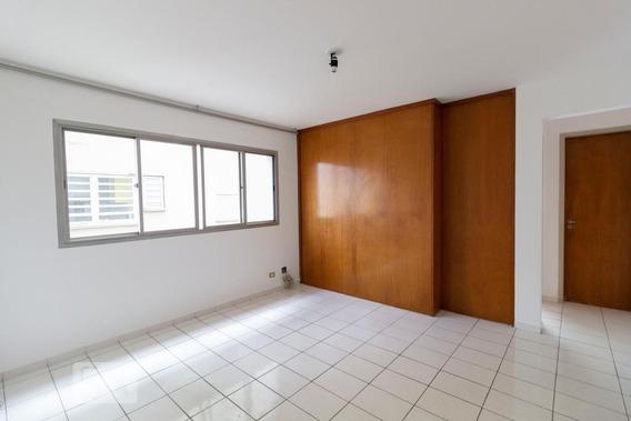 Apartamento No 9º Andar Com 1 Dormitório E 1 Garagem - Id: 892975071 - 275071
