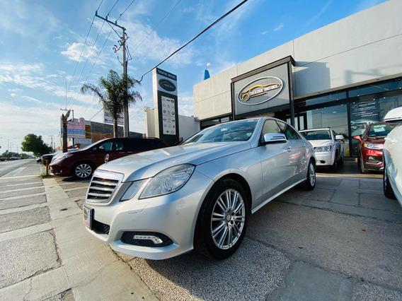 Mercedes-benz Clase E 2010 3.5 350 Elegance Mt
