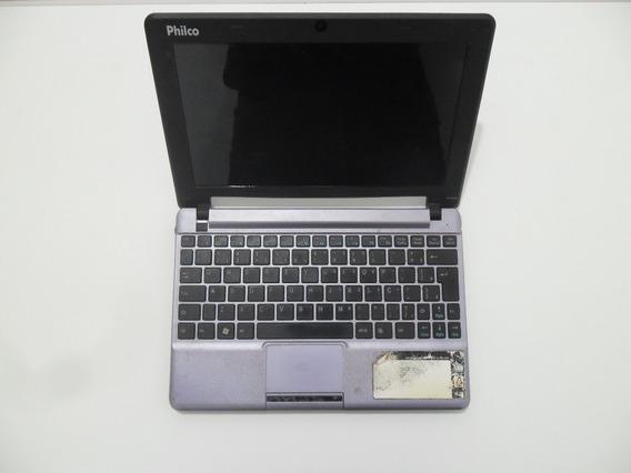 Netbook Philco 10d Sem Hd E Sem Carregador
