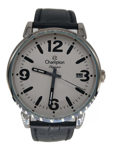 Relógio Champion Masculino Com Calendário