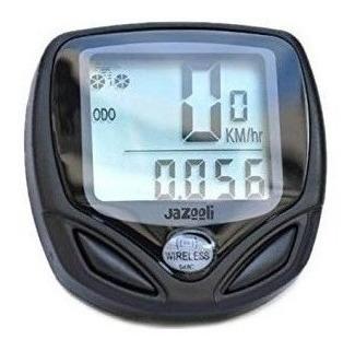 Velocímetro Odómetro 15 Funciones Accesorios Para Bicicleta