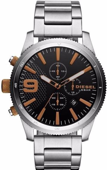 Relógio Diesel Masculino Rasp Dz4457/1pn