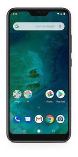 Xiaomi Mi A2 Lite 5.84 32gb Forro Incluido Black
