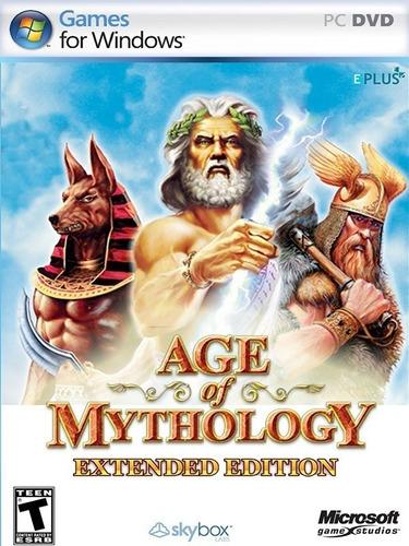 Imagen 1 de 2 de Age Of Mythology Pc Digital Español Tenelo Ya!!