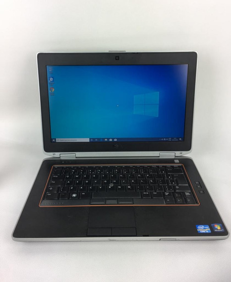 Notebook Dell Latitude E6420 I5 8gb Ram 256gb Ssd + Garantia