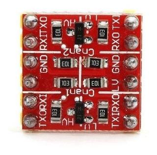 Pack 5 X Convertidor Adaptador Niveles Logicos 5v 3v3