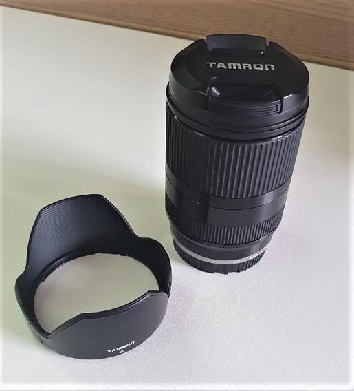 Lente P/ Sony Mirrorless Tamron 18-200mm F/3.5-6.3 Di Iii Vc