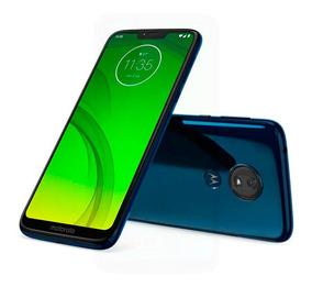 Motorola Moto G7 Power 4 Gb / 64 Gb Azul Marino - Motorola