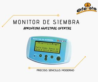 Monitor De Siembra De 33 Lineas Fyf Ingenieria