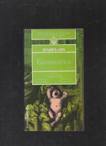 Livro Gargantua- Rabelais