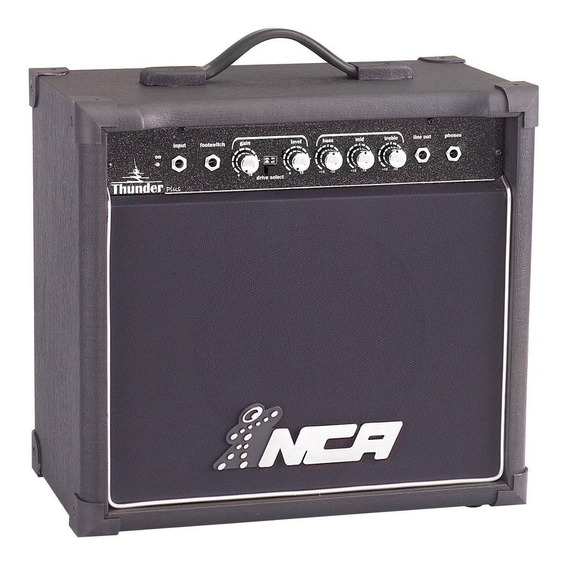Amplificador Guitarra C/ Drive 30 Watts Thunder Plus Nca Ysm