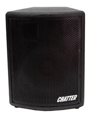 Caixa De Som Acústica Passiva 100w Rms Falante 12 Ch
