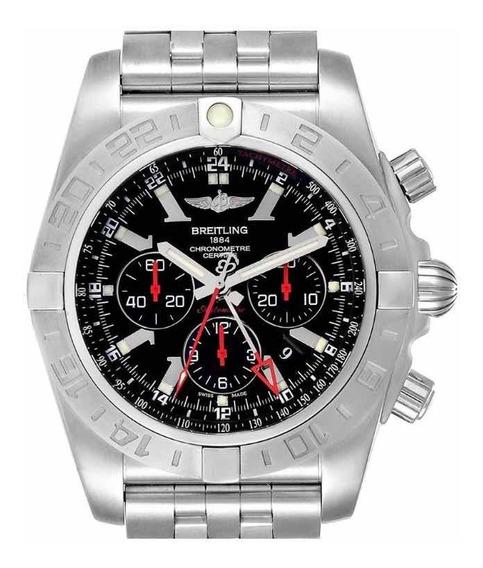 Relógio Breitling Chronomat Gmt Edição Limitada De 2000 Unid