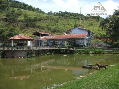 Chácara Residencial À Venda, Taquarí, São José Dos Campos. - Ch0052