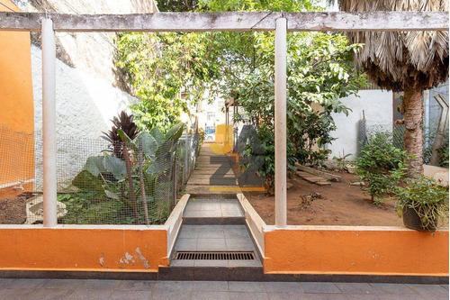 Imagem 1 de 30 de Construtor/investidor - Terreno (área 342 M2) Com 2 Imóveis - Jardim Monjolo -freguesia Do Ó - Ca13834