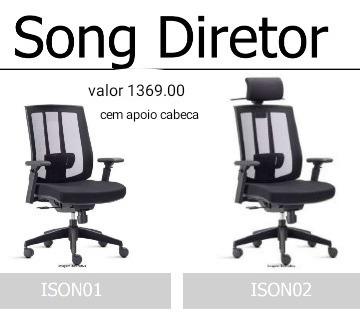 Cadeiras Presidente Luxo