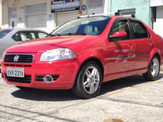 Fiat Siena Vermelho 2010 1.0 El