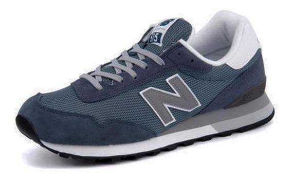 Zapatillas New Balance Ml515ftu Urbanas Azul Originales
