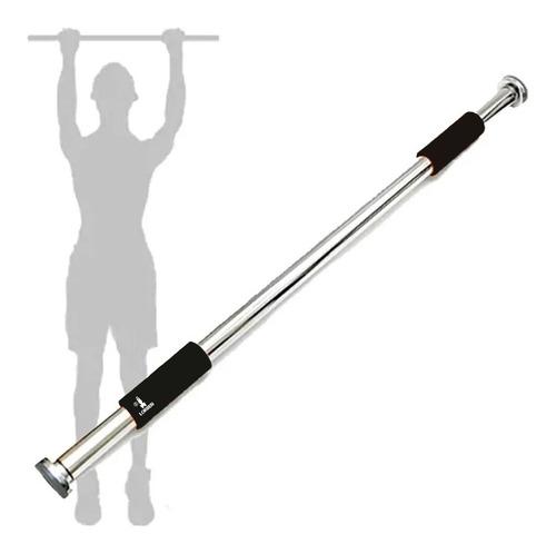Barra Porta Fixa Exercicio Flexão Crossfit Treino Musculação